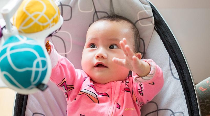Rock n play baby sleeper injuries Virginia