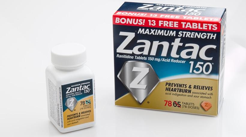 Zantac - Ranitidine Lawyers Virginia